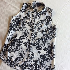 The Limited Ashton sleeveless top